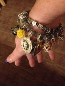 Amy Shojai retirement bracelet