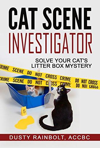 Cat Scene Investigator by Dusty Rainbolt